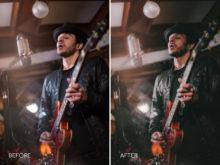 11.Moody Indoor - Merrick Winter Live Music Lightroom Presets - FilterGrade
