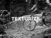 texturize video footage