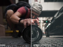 Street Life - Corey Smith Lightroom Presets - FilterGrade