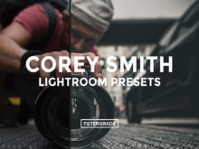 Cover - Corey Smith Lightroom Presets - FilterGrade