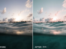 Eva - Daniel Garcia Costoya Lightroom Presets - FilterGrade