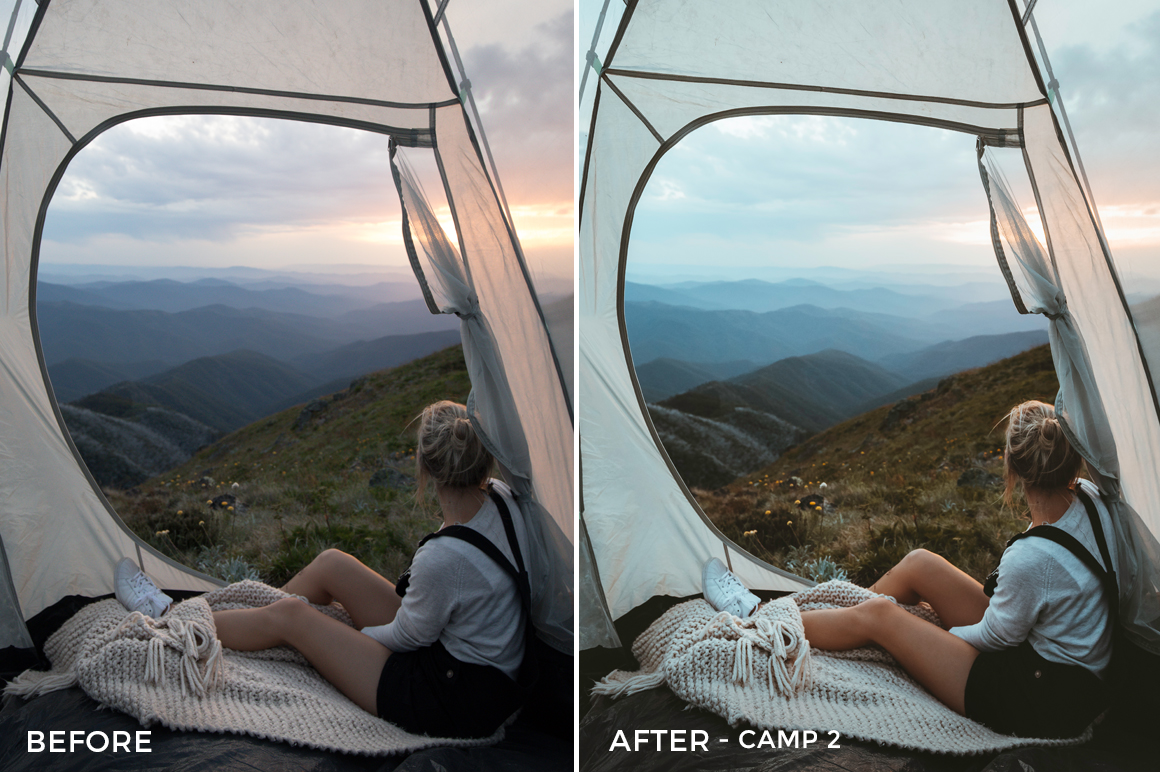 Camp 2 - Kirk Richards Lightrooom Presets Vol. 2 - FilterGrade