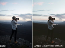 Adventure Portrait 3 - Kirk Richards Lightrooom Presets Vol. 2 - FilterGrade