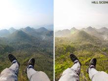 Hill Scenery - Samuel Silitonga Jr. Lightroom Presets - FilterGrade