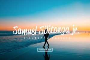 Cover Samuel Silitonga Jr. Lightroom Presets - FilterGrade