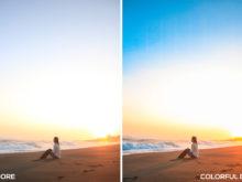 Colorful Day - Samuel Silitonga Jr. Lightroom Presets - FilterGrade