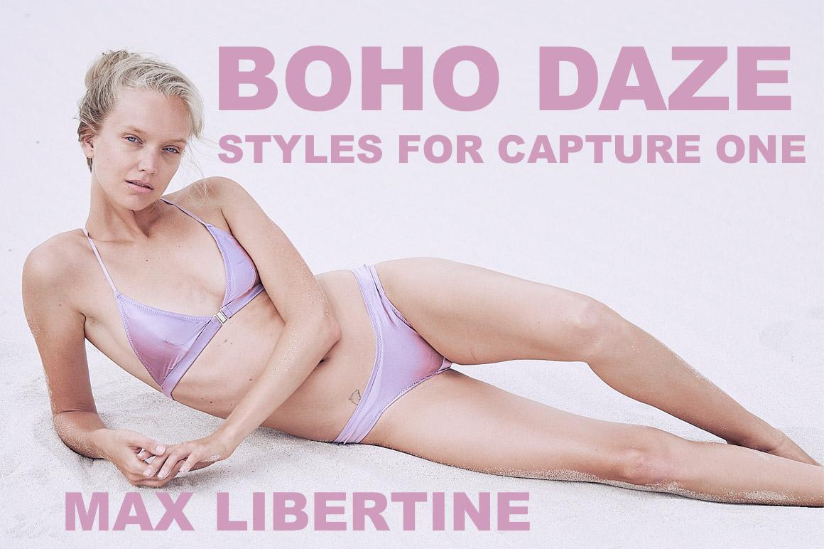 Cape Town Boho Daze Capture One Styles by Max Libertine - FilterGrade