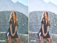 boho daze capture one pro styles