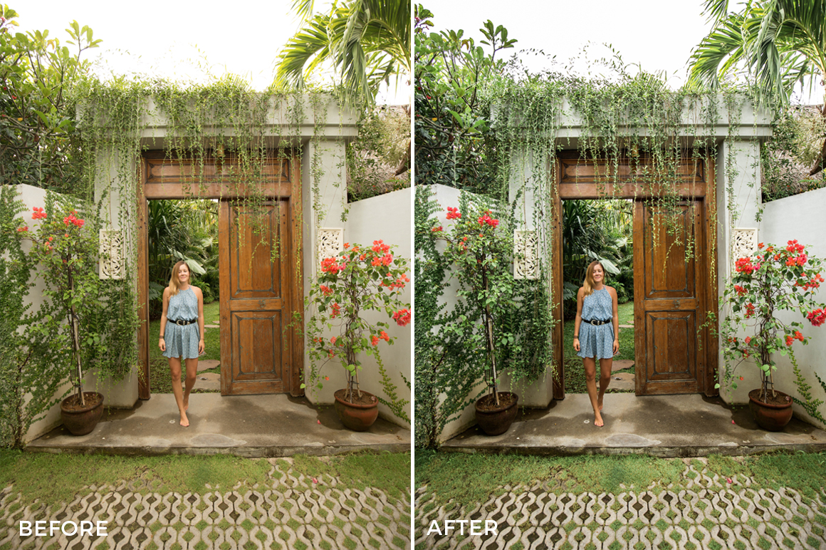 Haylsa Tropical Lightroom Presets 1 - 18 Essential Portrait Lightroom Preset Packs - FilterGrade