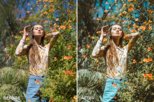 Allegra Messina Harsh Lightroom Presets 2 - 18 Essential Portrait Lightroom Preset Packs - FilterGrade