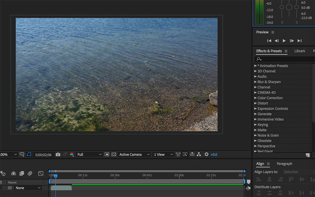 How To Import And Apply LUTs In After Effects