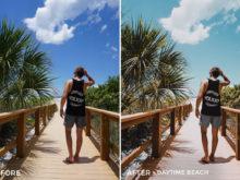 Daytime Beach - Drew Dirksen Lightroom Presets - FilterGrade