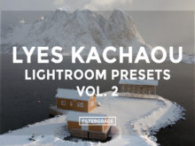 Lyes Kachaou Lightroom Presets Vol. 2 - FilterGrade