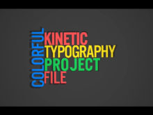 minna picture kinetic typography