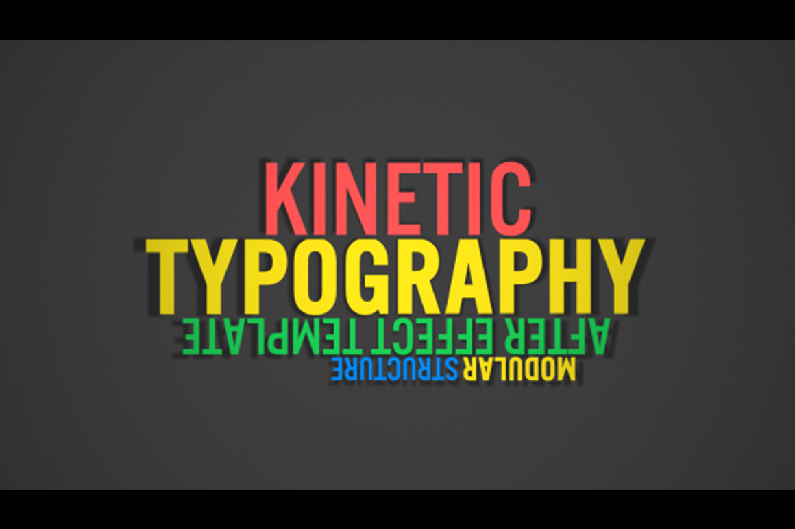 kinetic typography minna picture