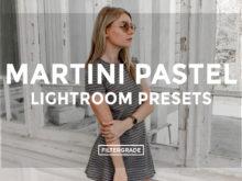 Martini Pastel Lightroom Presets - FilterGrade