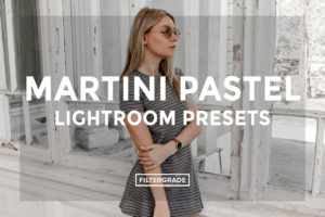 Martini Pastel Lightroom Presets - FilterGrade