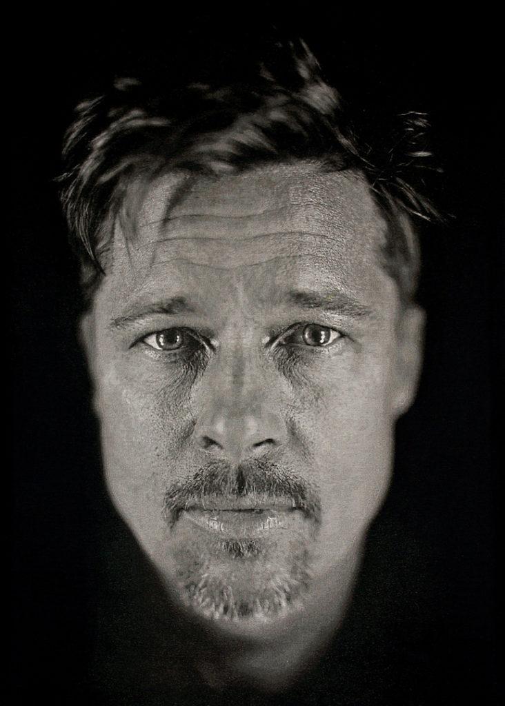 Chuck Close - Brad Pitt - What is a Daguerreotype? - FilterGrade