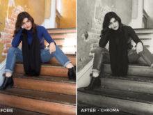 Chroma 1 - Pastel x LS Lightroom Presets - FilterGrade