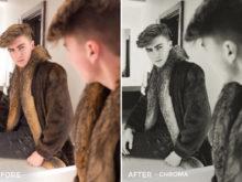 Chroma - Pastel x LS Lightroom Presets - FilterGrade