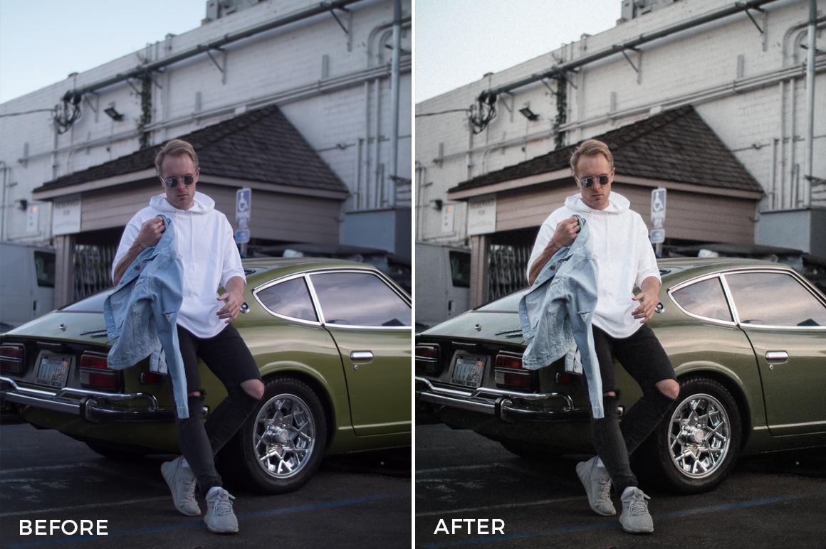 12 Dmitry Shukin Portrait Lightroom Presets - FilterGrade