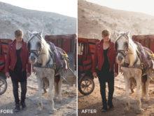 5 Dmitry Shukin Portrait Lightroom Presets - FilterGrade