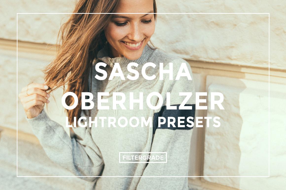 Sascha Oberholzer Lightroom Presets - FilterGrade