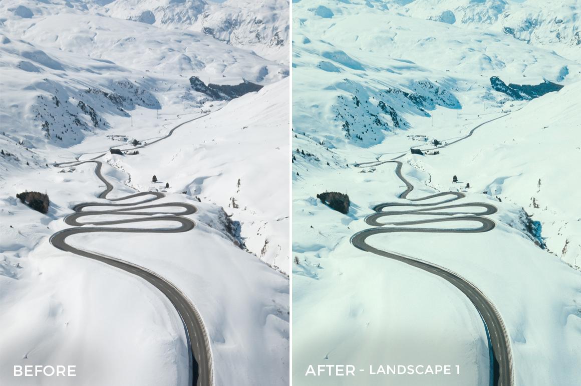 Landscape 1 - Sascha Oberholzer Lightroom Presets - FilterGrade
