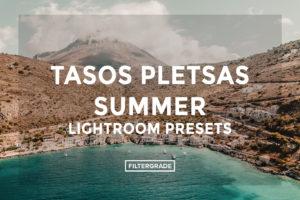 Tasos Pletsas Summer Lightroom Presets - FilterGrade