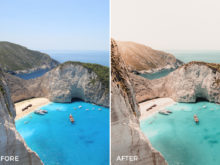 11 Tasos Pletsas Summer Lightroom Presets - FilterGrade
