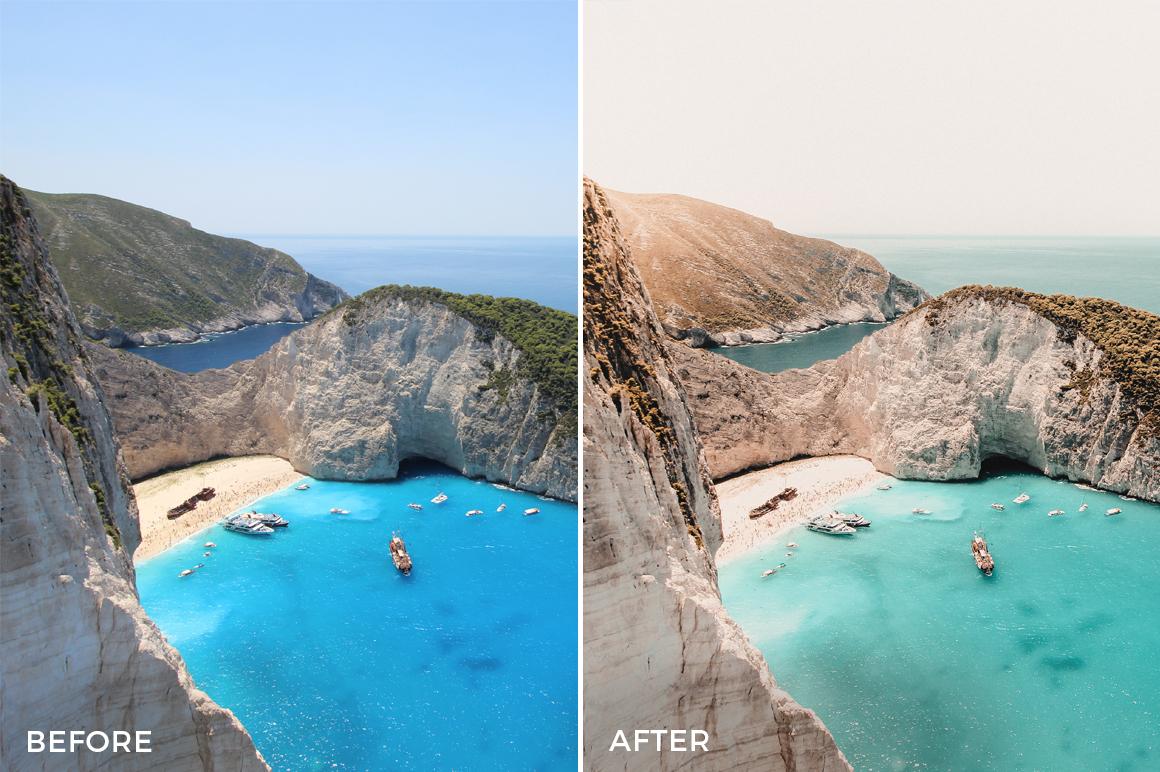 11 Tasos Pletsas Summer Lightroom Presets - FilterGrade