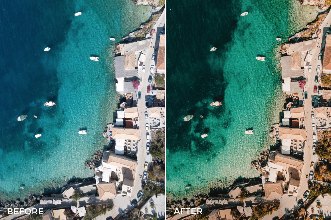 9 Tasos Pletsas Summer Lightroom Presets - FilterGrade