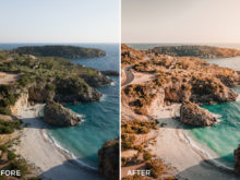 8 Tasos Pletsas Summer Lightroom Presets - FilterGrade