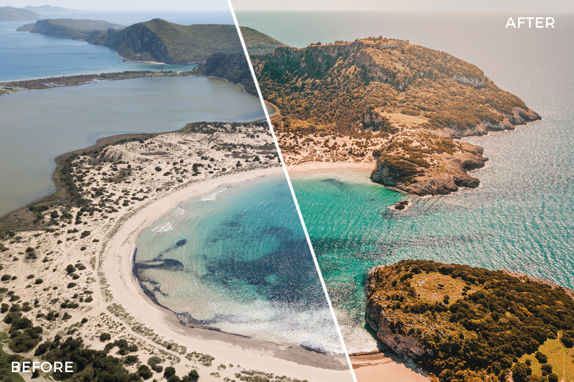 7 Tasos Pletsas Summer Lightroom Presets - FilterGrade