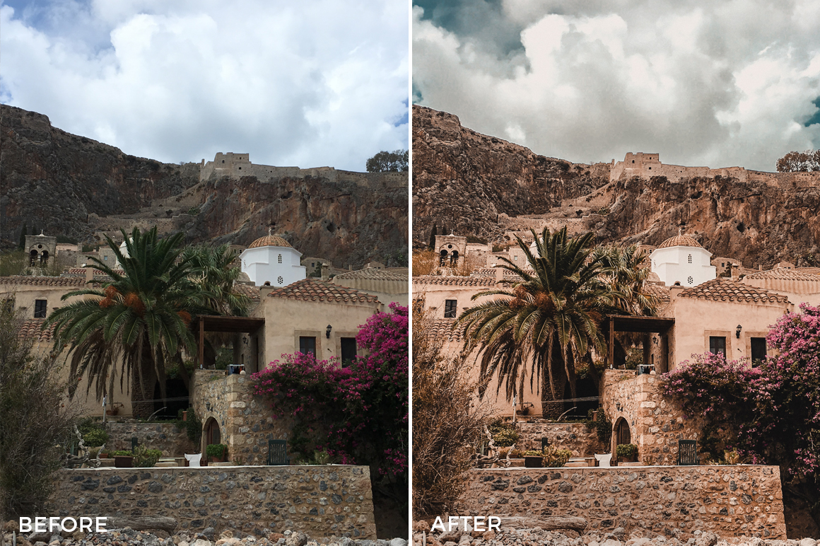 6 Tasos Pletsas Summer Lightroom Presets - FilterGrade