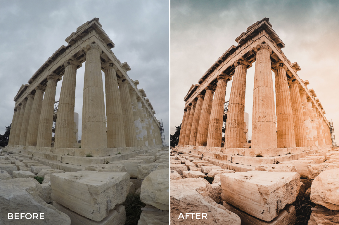 4 Tasos Pletsas Summer Lightroom Presets - FilterGrade