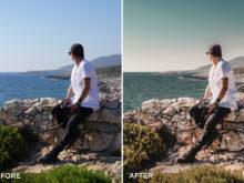 2 Tasos Pletsas Summer Lightroom Presets - FilterGrade