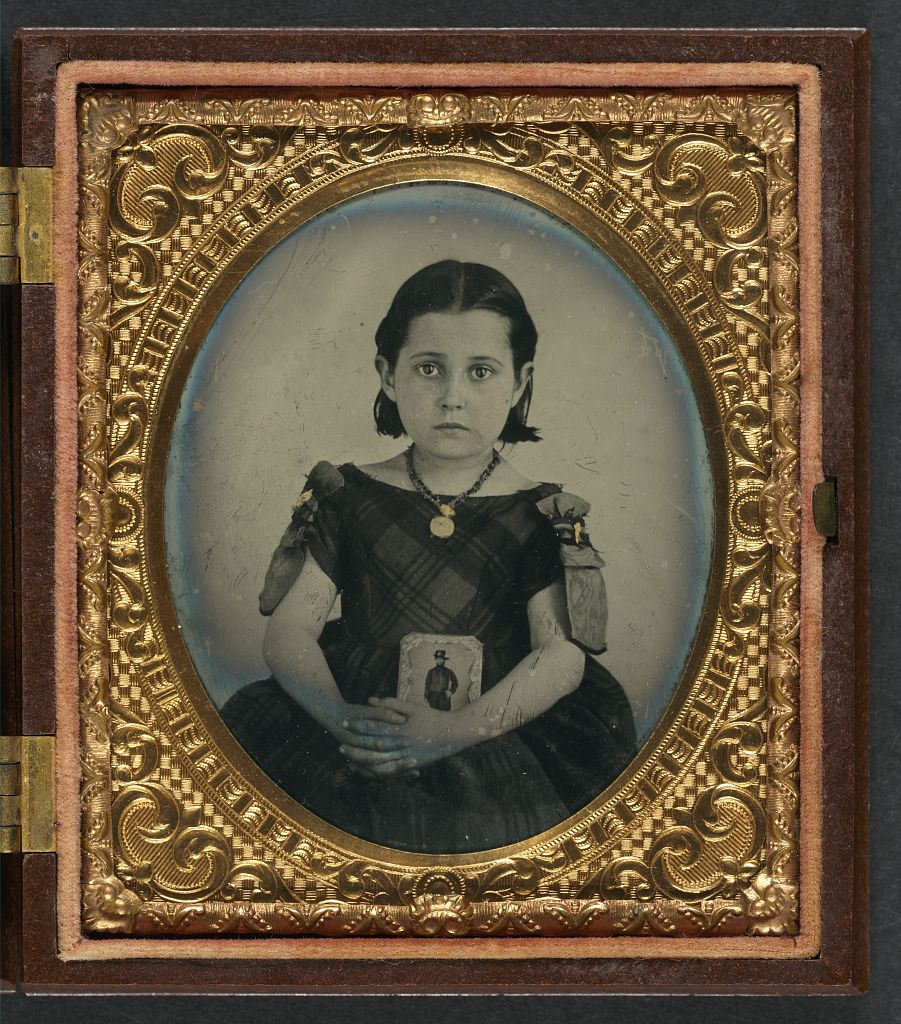 Unidentified Girl - What is a Tintype? - FilterGrade