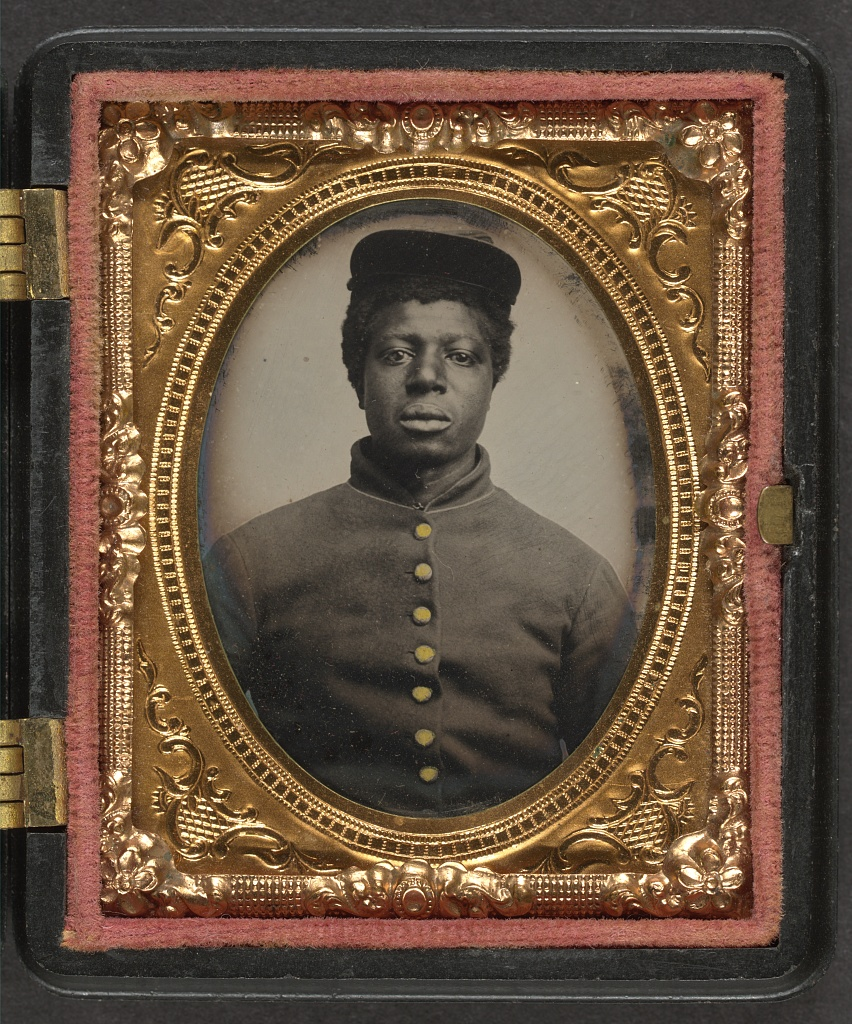 Library of Congress - What is a Tintype? - FilterGrade