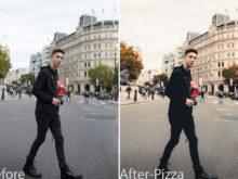 Pizza 2 - August Reinhardt Lightroom Presets - FilterGrade