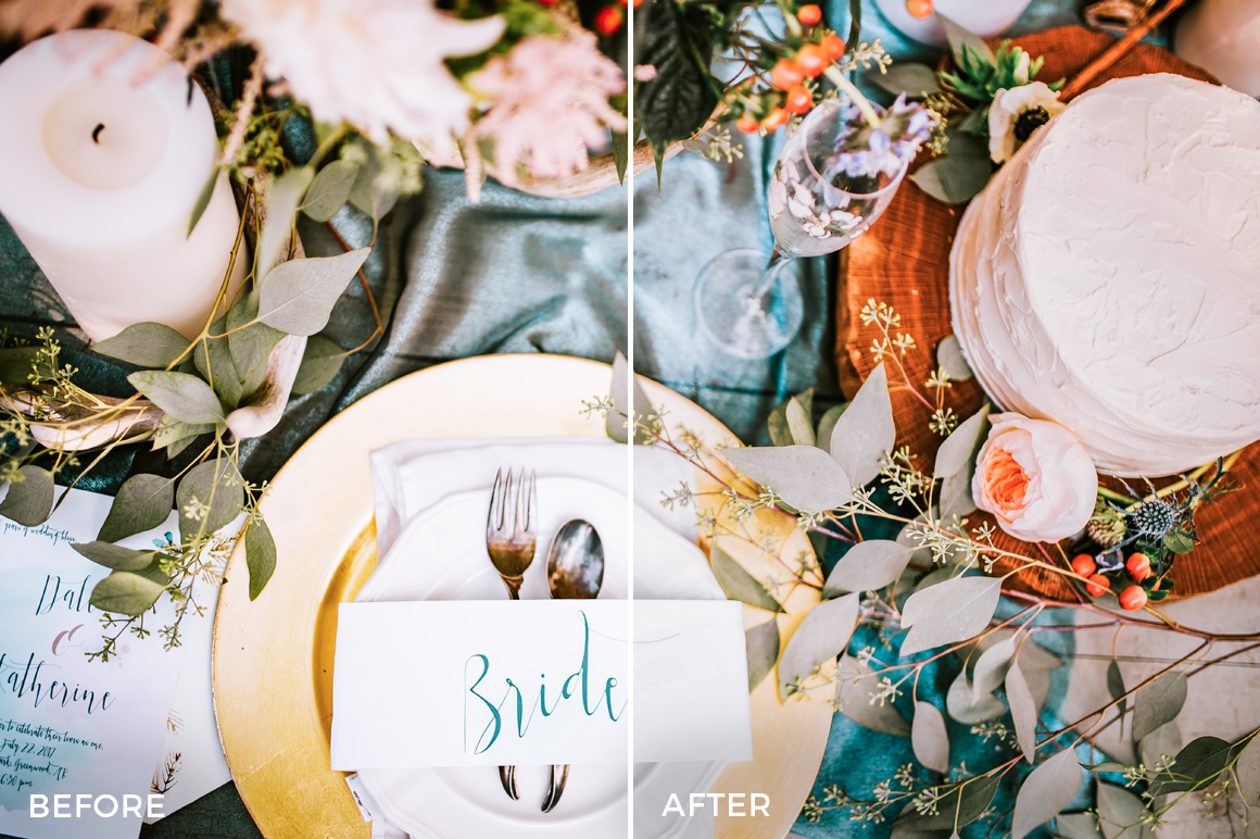 8 Nick Asphodel Fashion & Wedding Lightroom Presets - FilterGrade