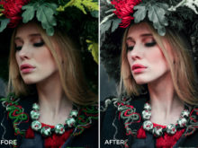 5 Nick Asphodel Fashion & Wedding Lightroom Presets - FilterGrade