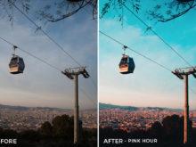 Pink Hour - Mikhail Malyugin Spain Lightroom Presets - FilterGrade