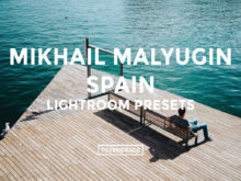 Mikhail Malyugin Spain Lightroom Presets - FilterGrade