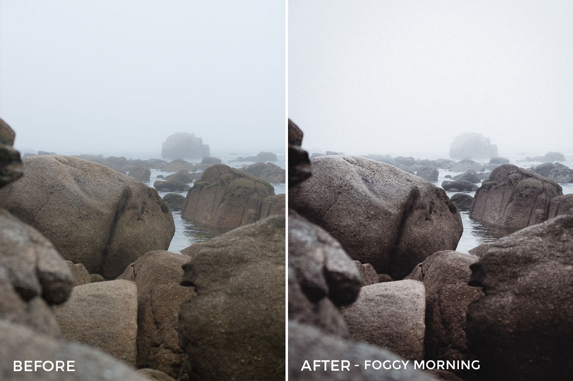 Foggy Morning - Mikhail Malyugin Spain Lightroom Presets - FilterGrade