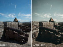 Dust - Mikhail Malyugin Spain Lightroom Presets - FilterGrade