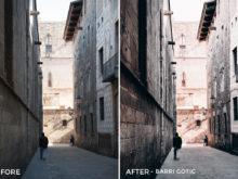 Barri Gotic - Mikhail Malyugin Spain Lightroom Presets - FilterGrade