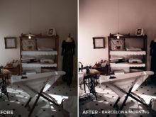 Barcelona Morning - Mikhail Malyugin Spain Lightroom Presets - FilterGrade
