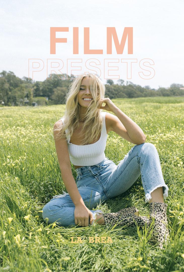 4 Stewart Clementz Film Lightroom Presets - FilterGrade