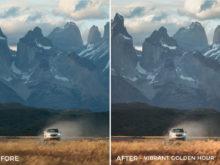 Vibrant Golden Hour - Catherine Simard Lightroom Presets - FilterGrade